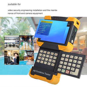 Image 3 - Test Monitor DT T71 HD 1080P IP CCTV Camera Tester Security Combine Test Monitor TDR ONVIF Security Video Cam tester