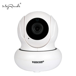 Wanscam K21 HD bezprzewodowa kamera IP 1080P bezprzewodowy dostęp do internetu na podczerwień Pan/tilt aparatu bezpieczeństwa Wifi kamera Night Vision TF gniazda na kartę