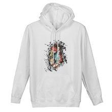 Sudadera con capucha de sasori para hombre, ropa chic Unisex, primavera y otoño, 46228