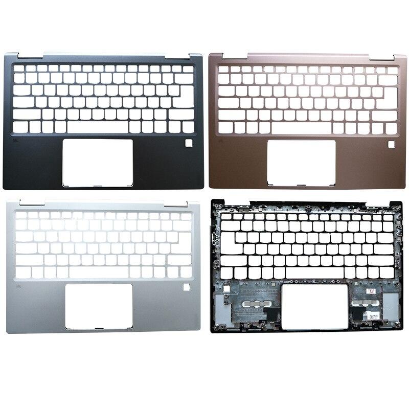 Nouveau Original ordinateur portable Palmrest étui pour lenovo supérieure Yoga 720-13 720-13ISK 720-13IKB clavier lunette argent or noir