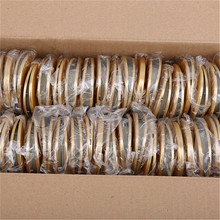 Rings-Eyelets Curtain-Accessories Roman-Ring Plastic Home-Decoration for Grommet 50pcs