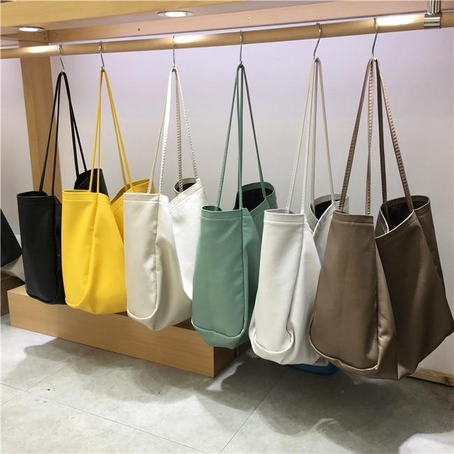 casual large capacity totes designer women shoulder bags luxury soft pu leather messenger bag chi big purses lady handbags 2019