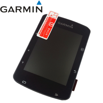 Original Complete LCD screen for GARMIN EDGE 520 bicycle speed meter LCD display Screen panel Repair replacement Free shipping