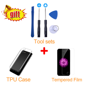 Image 2 - AAA Quality Full Assembly LCD For iPhone 5 5c 5s SE Touch Screen Digitizer Replacement For iPhone 6 Complete Display