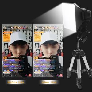Image 5 - Softbox Light Kit  Shooting Led Lamp Fill Light Studio Light Camera Lighting For Photo Professional Studio Video