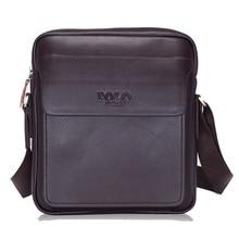 Shoulder Bag For Men PU Leather Business Style Men'