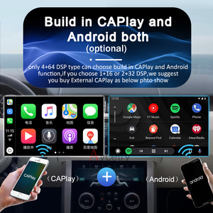 Image 5 - PX6 Car Radio 2 Din Android 10 Multimedia video Player autoradio For ford focus 2 Mk2 2004 2011 Stereo Navigation GPS no2din dvd