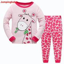 2019 Girls Pijama Christmas Pajamas Pijama Infantil Kids Girl Pyjama Enfant Sets Children Pijamas Todder navidad