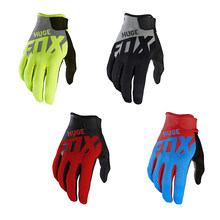 Cycling Gloves Fox Motocross Gloves Full Finger Bicycle Gloves MX Outdoor Sports Breathable antiskid Protect Gloves