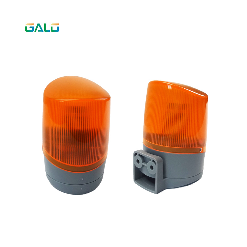 MINI Flash Light Lamp Use For Swing Sliding Gate Opener