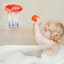 Kids Basketball Hoop Bathtub Water Play Set for Baby Educational Mini Gift Foam Beach Swimming Pool Toddler Bath Toys