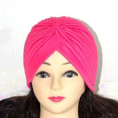 Женский хлопковый хиджаб, шарф, тюрбан, шапка, мусульманский головной платок, солнцезащитная Кепка, мусульманский Многофункциональный тюрбан, фуляр, femme musulman - Цвет: A11