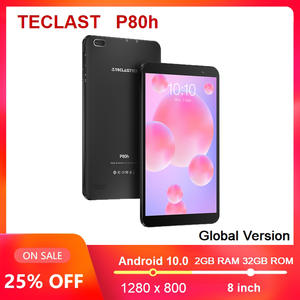 Teclast Tablet Android OS 8inch Dual-Cameras Quad-Core ARM Pc 32GB SC7731E Cortex-A7