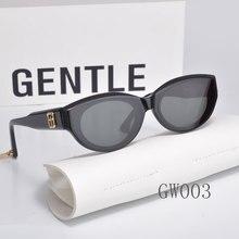 GENTLE Sunglasses Packaging Luxury Brand Design Women Original UV400 Acetate with GW003