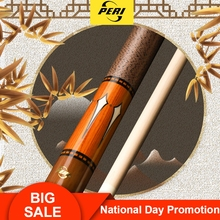 Offical PERI V20-Y Billiard Pool 12.75mm Tip 147cm Length High Quality North American Maple Shaft Handmade Cue China