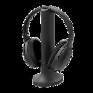 Image 1 - Avantree fones de ouvido sem fio para tv com transmissor bluetooth conjunto, plug & play, nenhum atraso da sincronização do bordo, de longo alcance, 40 horas de bateria