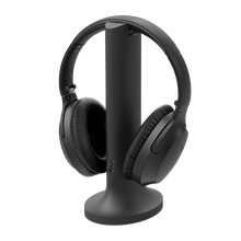 Ecouteurs sans fil Avantree pour TV avec ensemble transmetteur Bluetooth, Plug & Play, pas de retard de synchronisation des lèvres, longue portée, batterie de 40 heures