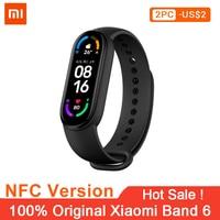 Xiaomi Mi Band 6 NFC Version Smart Bracelet 1.56