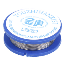 Small roll of high quality solder wire Electric iron set 1 7m solder wire Welding materials Welding wire cheap NONE CN(Origin) 0 8mm