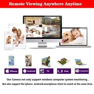 Image 5 - Гибридный видеорегистратор, 6 в 1, 5 МП, AHD, DVR, NVR, 4 канала, 1080P, 4 МП, 5 МП, Onvif, RS485, Coxal Control, P2P Cloud