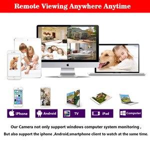 Image 5 - 6 ב 1 5MP AHD DVR NVR XVR CCTV 4Ch 8Ch 1080P 4MP 5MP היברידי אבטחת DVR מקליט מצלמה onvif RS485 Coxal בקרת P2P ענן
