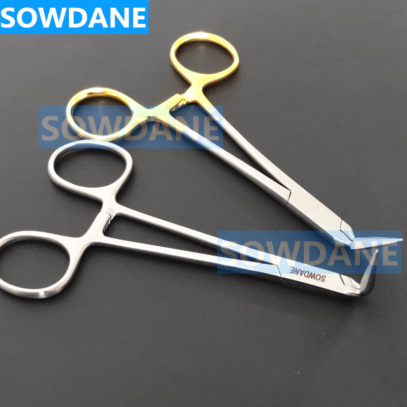 Dental Root Fragment Extractor Forcep Steglitz Strong Grip Remove Bone Below Gum Line Dental Sugical Surgery Instrument Tool