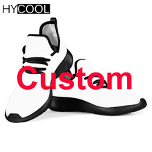 HYCOOL Custom Your Own Image/Picture/Text/Logo/Name Printing Women Men