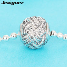 Note Friendship Essence Small hole Beads Charms 925 Silver Sterling Jewelry Fit THIN Bracelets necklaces DIY fine jewelry ST170(China)