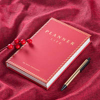 Agenda 2020 Planner Organizer A5 Plan Diary Notebook and Journal Luxury Weekly Monthly Note Book 365 Travel Business Handbook
