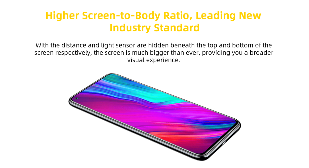 ELEPHONE U3H Helio P70 Octa Core Smartphone Better Than Xiaomi Mi 10 Redmi Note 7 Note 8 6.53 FHD+ 128GB  256GB 24MP Selfie 48MP Dual Camera NFC Android 10 Mobile Phone (7)