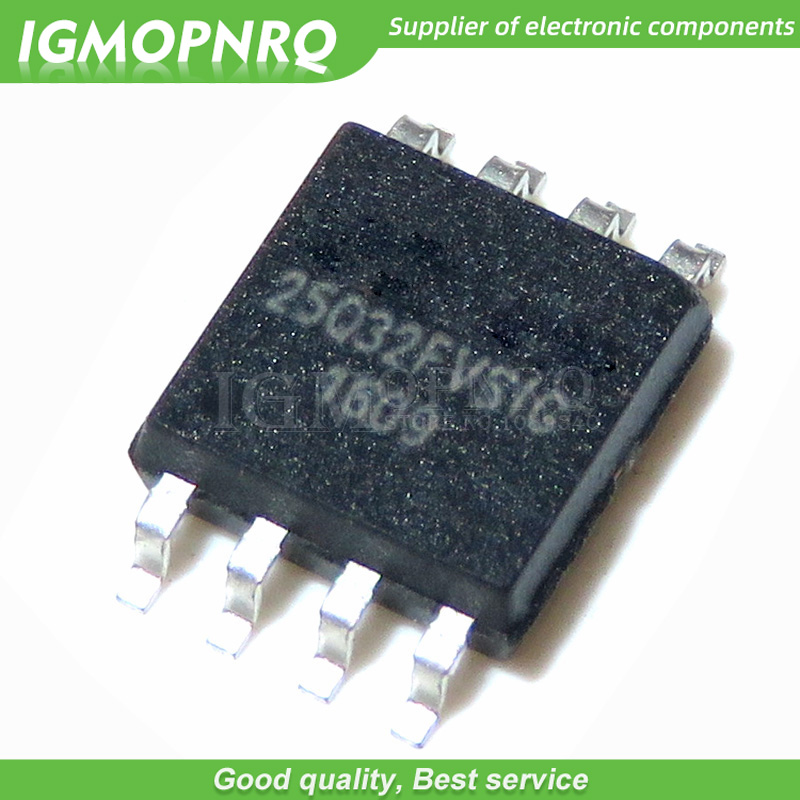 5PCS W25Q32FVSSIG Instead Of W25Q32BVSSIG IC SPI FLASH 32MBIT 8SOIC 25Q32 W25Q32 SOP8 New Original