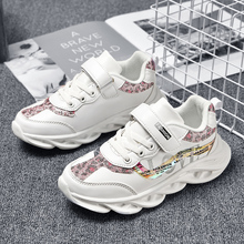fashion Children girl Shoes Breathable Infant Shoes Sneakers Soft Bottom Non slip Casual girl Shoes