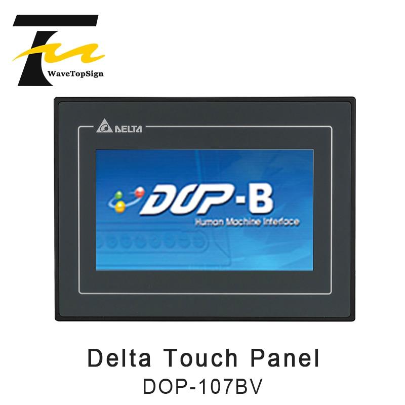 Delta HMI DOP-107BV 7-polegada Tela de Toque Substitui DOP-B07SS411 / DOP-B07S410 com 3M Cabo