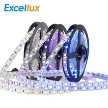 5M 300LEDs led strip DC 24V 60 leds/m IP20/IP65 Waterdichte 5050 LED fiexibl strip Wit/Rood/Blauw/Groen/Warm Wit/RGB/Geel(China)