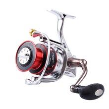 ZAUBER PRO HP Fishing Reels Spinning Wheel8+1BB Gear Ratio5.1:1/5.0:1Max Drag 2.5/5kg Saltwater self-locking handle reel fishing