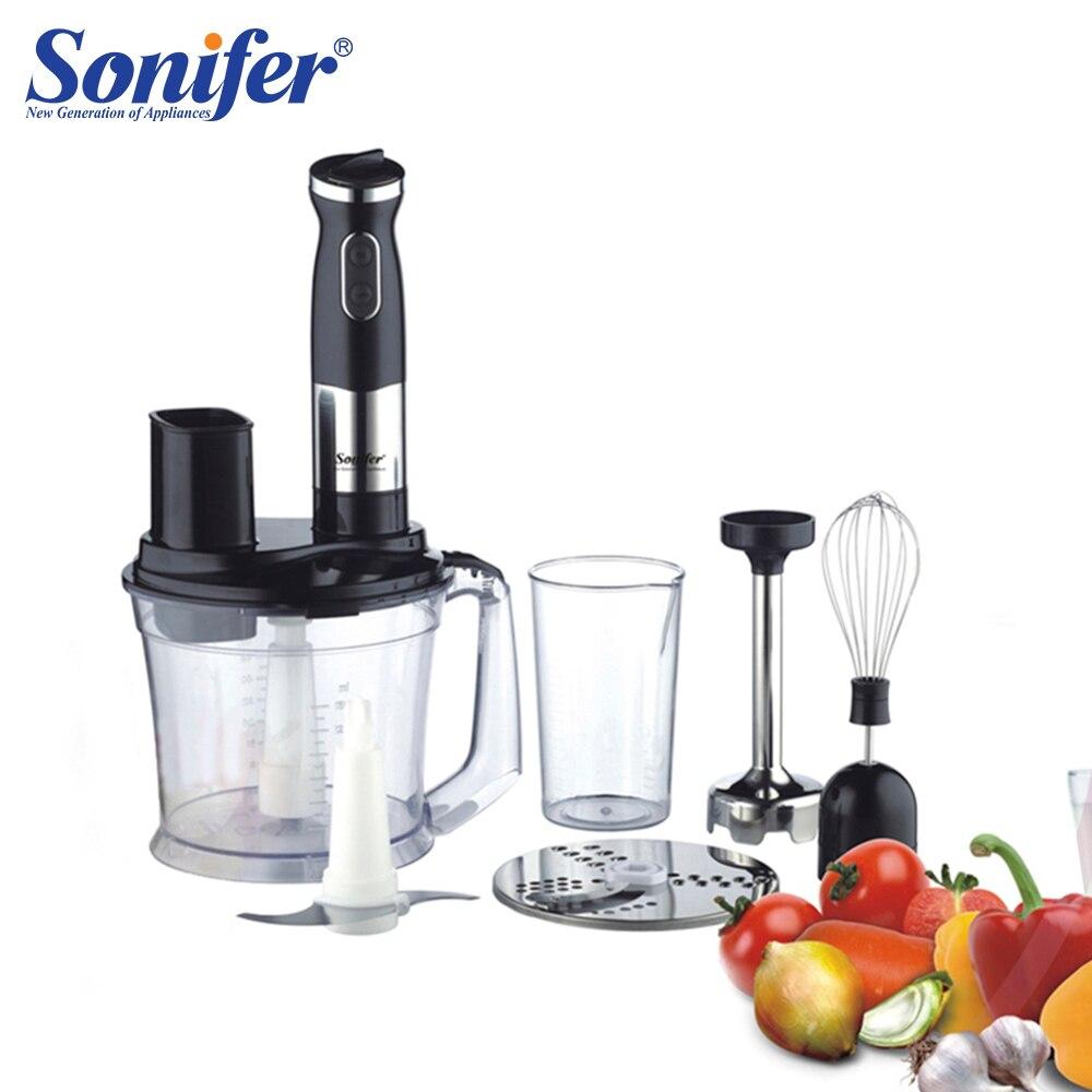 Multifunction 2 Speeds Electric Food Blender Mixer 220V Kitchen Detachable Hand Blender Egg Beater Vegetable Stand Blend Sonifer