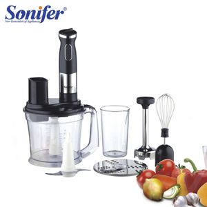 Multifunction 2 Speeds Electric Food Blender Mixer 220V Kitchen Detachable Hand Blender Egg Beater Vegetable Stand Blend Sonifer