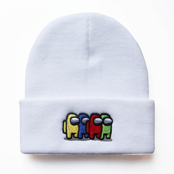 Kid's Among Us Knitted Hat 6