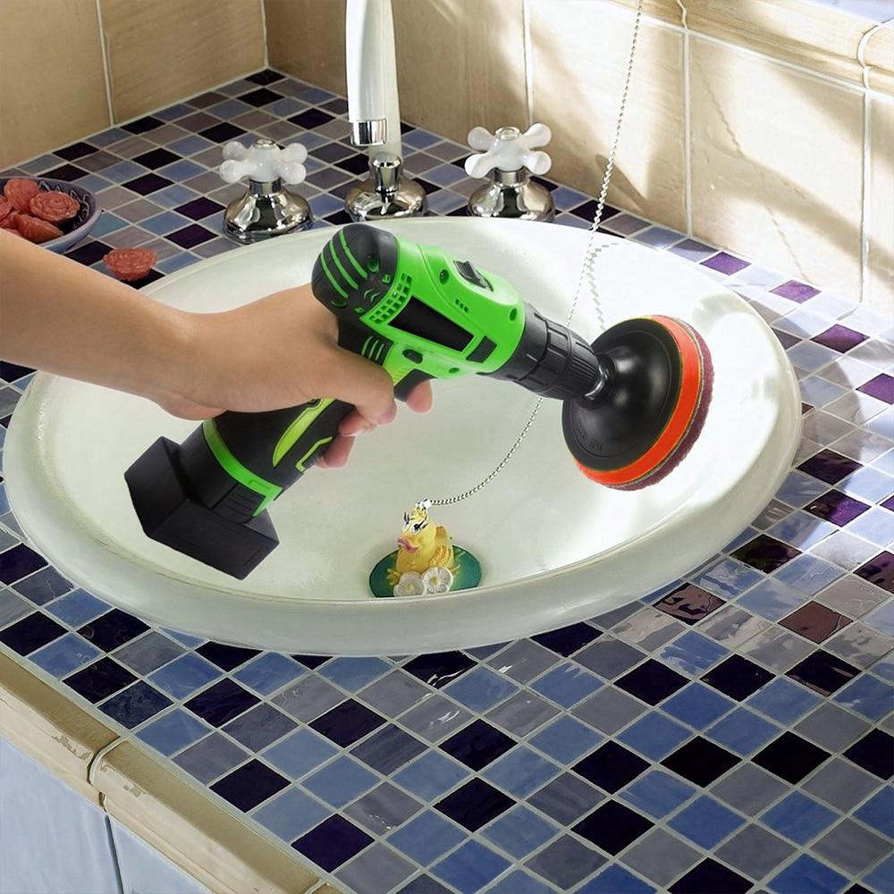 broca do jogo da limpeza do purificador