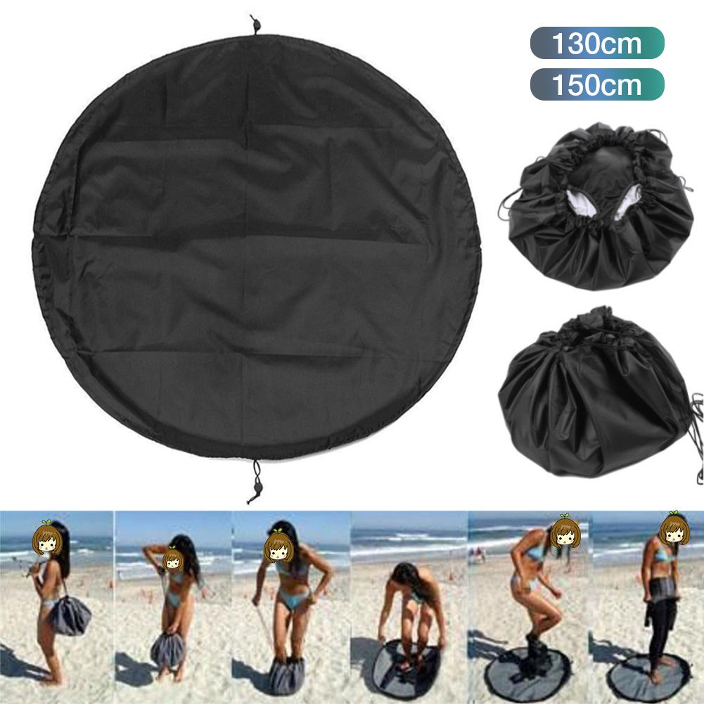 Multipurpose Bag Changing Mat Waterproof Wetsuit Bag For Surfers Triathletes Swimmer 130CM/150CM