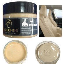Кожа ремонт кремовый наполнитель соединение для восстановления кожи трещины ожоги отверстия ремонт крем кожа ремонт крем автомобиль Прямая поставка