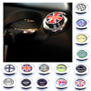 Cubierta de tapa de botón de arranque de motor de una parada, decoración para 2. ª generación, MINI Cooper, one s, coutryman R55, R56, R57, R58, R59, estilismo de coche