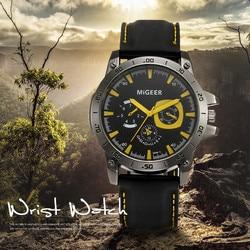 Luxury Mens Watch Sport Mens Watches Outdoor Silicone Male Wristwatch Relogio Masculino Fashion Gift for Men Luxury Watch