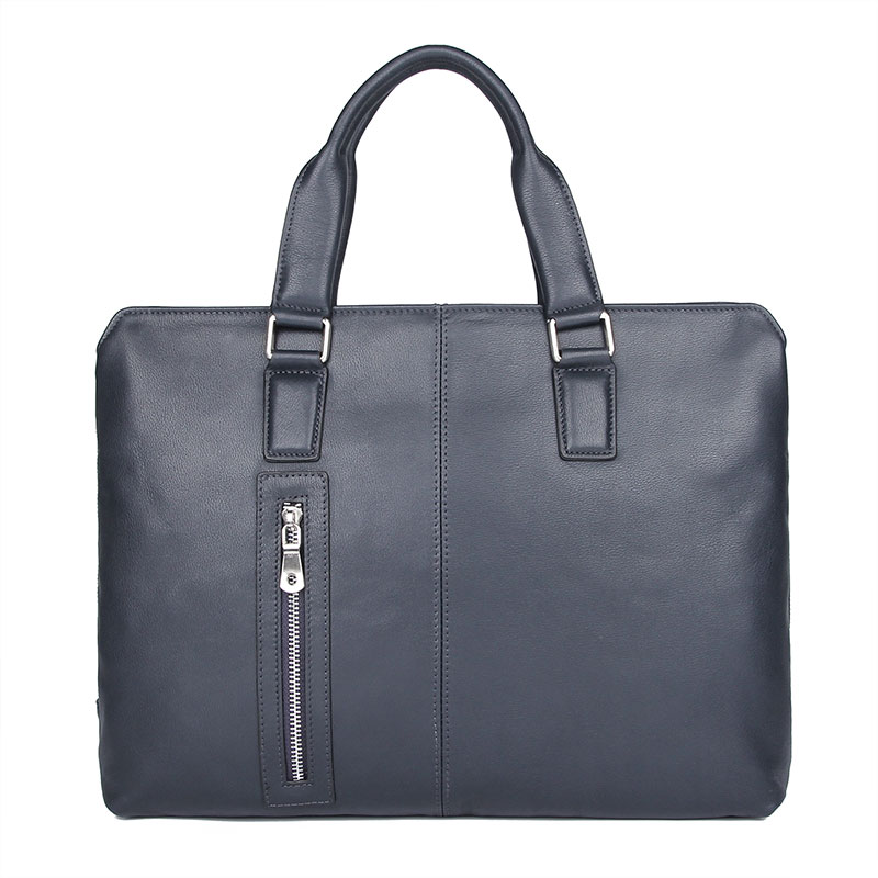 Briefcase For Man Cow Leather Casual Tote Hand Shoulder Crossbody Travel Bags 2019 Male Handbags Briefcase