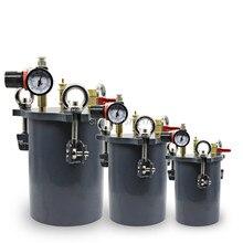 Glue dispenser pressure tank dispensing bucket 1 liter -100L support customized carbon steel pressure tank glue stainless steel pressure tank with factory price