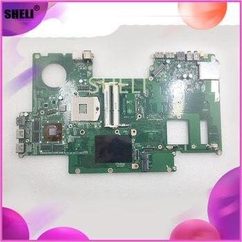 SHELI для Lenovo 90000166 DA0QU7MB8E0 IdeaCentre A720 материнская плата для ноутбука GHM76 DDR3 GT630M 1 Гб