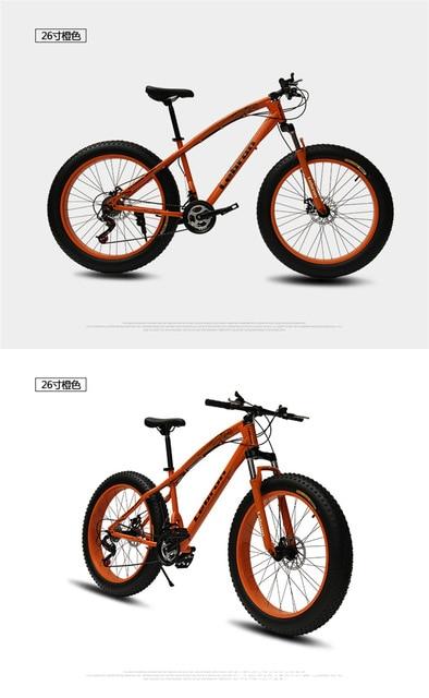 High Performance Mountain Bike 5
