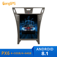 Android 8.1 Tesla Style Car Radio Vertical Screen For Lexus LS460 GPS Navigation Recorder Multimedia stereo head unit AUTO