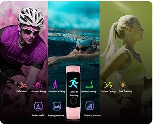 Image 3 - Phiên bản toàn cầu Tùy Chọn Danh Dự ban nhạc 5 Dây đeo thông minh AMOLED nhịp tim thể dục ngủ bơi thể thao oxy trong máu theo dõi