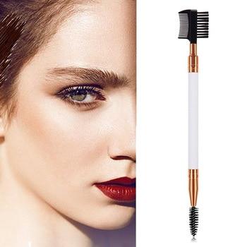 1 PCS Professional Eyes Makeup Eyebrow Brush Eyelash Eyeshadow Brush Women Beauty Make Up Tools Eye Shadow Lashes Brow Brushes